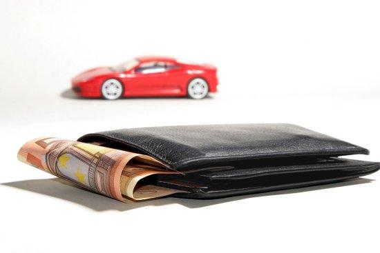 Een zakelijk krediet voor een auto