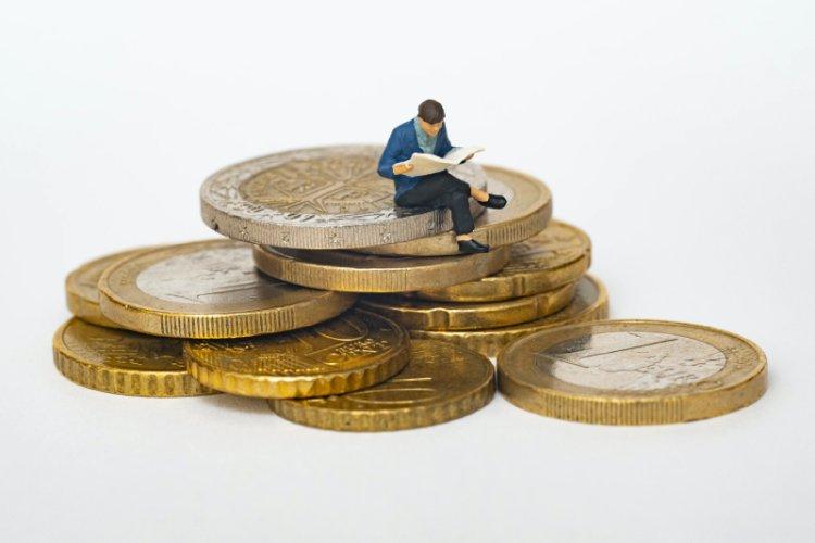 Let op, sparen kost geld