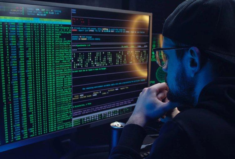 Phishing bij cryptocurrency